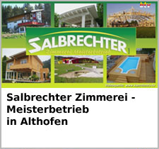 Videos: Salbrechter Zimmerei - Meisterbetrieb in Althofen